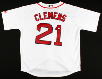 Roger Clemens Signed Jersey (PSA COA) at PristineAuction.com