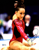 Jordyn Wieber Signed 8x10 Photo (Beckett COA) at PristineAuction.com