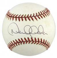 Derek Jeter Signed OAL Baseball (JSA LOA) at PristineAuction.com