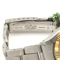 Rolex Diamond Oyster Perpetual Date Women's Wristwatch with Box, Papers & Tag at PristineAuction.com