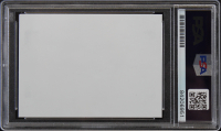 Amelia Earhart Signed 1.5x3 Cut (PSA Encapsulated) at PristineAuction.com
