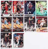 Lot of (10) Tyler Herro Basketball Cards with 2019-20 Panini Chronicles #115, 2019-20 Panini Chronicles #185 Playbook, 2019-20 Panini Chronicles #677 Rookies and Stars, 2019-20 Panini Chronicles #76 Threads at PristineAuction.com