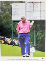 "Arnold Palmer Signed ""A Master's Farewell"" 16.5x21.75 Photo (JSA COA) at PristineAuction.com"