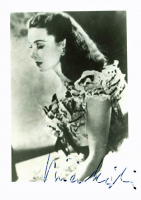 "Vivien Leigh Signed ""Gone with the Wind"" 2.5x3.5 Photo (JSA LOA) at PristineAuction.com"