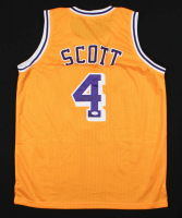 Byron Scott Signed Jersey (JSA COA) at PristineAuction.com