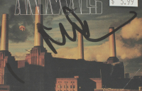 """Roger Waters Signed Pink Floyd """"Animals"""" CD Album Cover (JSA COA) at PristineAuction.com"""