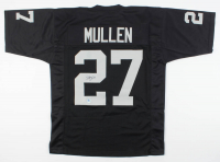 Trayvon Mullen Signed Jersey (Pro Player Hologram) at PristineAuction.com