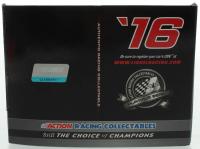 Tony Stewart LE #14 Bass Pro Shops 2016 SS Color Chrome 1:24 Diecast Car at PristineAuction.com
