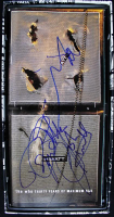 """Pete Townshend, John Entwistle & Roger Daltrey Signed The Who """"30 Years of Maximum R&B"""" CD Album Cover (PSA LOA) at PristineAuction.com"""