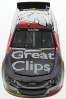 Kasey Kahne LE #5 Great Clips 2016 SS Color Chrome 1:24 Scale Die Cast Car at PristineAuction.com