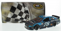 Martin Truex Jr. Signed LE #78 Auto Owners Darlington Win 2016 Camry 1:24 Die-Cast Car (RCCA COA) at PristineAuction.com