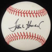 Frank Howard Signed OAL Baseball (JSA COA) at PristineAuction.com