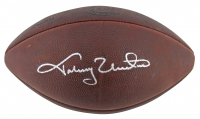 "Johnny Unitas Signed Vintage ""The Duke"" Official NFL Game Ball (PSA LOA) at PristineAuction.com"