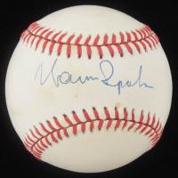 Warren Spahn Signed OAL Baseball (JSA COA) at PristineAuction.com