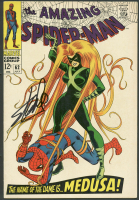 "Stan Lee Signed 1968 ""The Amazing Spider-Man"" Issue #62 Marvel Comic Book (PSA COA) at PristineAuction.com"