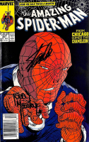 "Stan Lee & Todd McFarlane Signed 1988 ""The Amazing Spider-Man"" #307 Marvel Comic Book (Beckett COA & Lee COA) at PristineAuction.com"