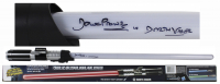"David Prowse Signed ""Star Wars"" Lightsaber Inscribed ""is Darth Vader"" (Beckett COA) at PristineAuction.com"
