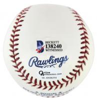 "Sandy Koufax & Vin Scully Signed OML Baseball Inscribed ""BK to LA"" (Beckett COA & Steiner Hologram) at PristineAuction.com"