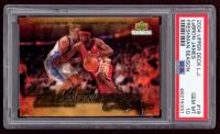 LeBron James 2004 Upper Deck Freshman Season #19 (PSA 10) at PristineAuction.com