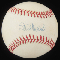Stan Musial Signed ONL Baseball (JSA COA & UDA Hologram) at PristineAuction.com
