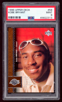 Kobe Bryant 1996-97 Upper Deck #58 RC (PSA 9) at PristineAuction.com