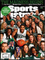 Gary Harris Signed 2014 Sports Illustrated Magazine (JSA COA) at PristineAuction.com