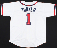 Ted Turner Signed Jersey (Beckett COA) at PristineAuction.com