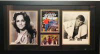 "Burt Reynolds, Jerry Reed & Sally Fields Signed ""Smokey and the Bandit"" 16x30 Custom Framed Photo Display (JSA COA) at PristineAuction.com"
