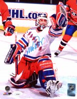 Mike Richter Signed Rangers 8x10 Photo (JSA COA) at PristineAuction.com