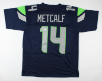 DK Metcalf Signed Jersey (JSA COA) at PristineAuction.com