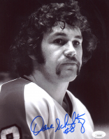 Dave Schultz Signed Flyers 8x10 Photo (JSA COA) at PristineAuction.com