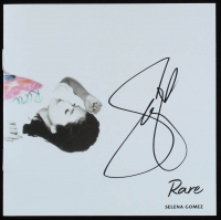 "Selena Gomez Signed ""Rare"" CD Booklet (JSA COA) at PristineAuction.com"