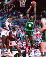 "Sidney Moncrief Signed Bucks 8x10 Photo Inscribed ""5x AS"" (JSA COA) at PristineAuction.com"