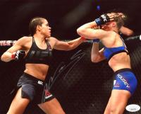 Amanda Nunes Signed UFC 8x10 Photo (JSA COA) at PristineAuction.com