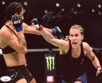 Katlyn Chookagia Signed 8x10 Photo (JSA COA) at PristineAuction.com