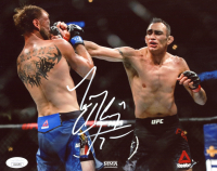 Tony Ferguson Signed UFC 8x10 Photo (JSA COA) at PristineAuction.com