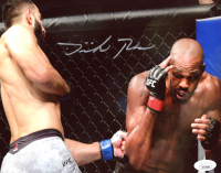 Dominick Reyes Signed UFC 8x10 Photo (JSA COA) at PristineAuction.com