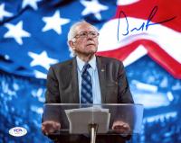 Bernie Sanders Signed 8x10 Photo (PSA COA) at PristineAuction.com