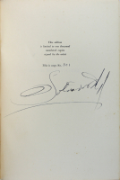 "Salvador Dali Signed LE ""Essays of Michel De Montaigne"" Hardcover Book (PSA LOA) at PristineAuction.com"