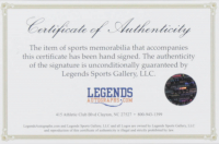 """Tony Moran Signed Special Edition """"Halloween"""" Michael Myers #622 Funko Pop! Vinyl Figure Inscribed """"H1"""" (Legends Hologram) at PristineAuction.com"""