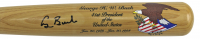 "George H.W. Bush Signed ""Legends of History"" Baseball Bat (JSA LOA) at PristineAuction.com"