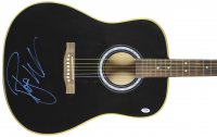 Roger Waters Signed Acoustic Guiar (PSA COA) at PristineAuction.com
