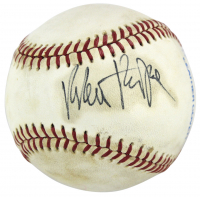 Robert Redford Signed Baseball (PSA LOA) at PristineAuction.com