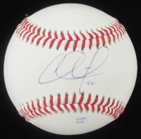 Chase Utley Signed OL Baseball (JSA COA) at PristineAuction.com