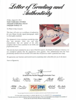 Wayne Gretzky Signed  Rangers 16x20 Photo (PSA LOA) at PristineAuction.com