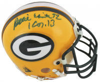 Reggie White Signed Packers Mini Helmet (Beckett LOA) at PristineAuction.com
