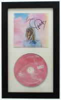 """Taylor Swift Signed """"Me!"""" 8x13.5 Custom Framed CD Booklet Display (JSA ALOA) at PristineAuction.com"""