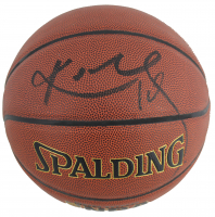 Kobe Bryant Signed NBA Basketball (Beckett LOA) at PristineAuction.com