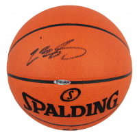 LeBron James Signed Official NBA Game Ball (UDA COA) at PristineAuction.com