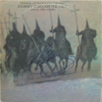 "Neil Young Signed ""Journey Through the Past"" Vinyl Record Album Cover (PSA COA) at PristineAuction.com"